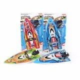 Os brinquedos de água do barco de assalto infláveis (médio) na corrente com tubo
