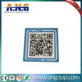 ISO14443A F08 서류상 NFC 꼬리표