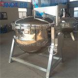 Industricalの高圧蒸気の炊事道具を傾けること