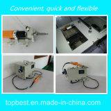 Sistemas automáticos Handheld de alta velocidade da cabeça da chave de fenda