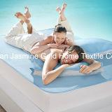 A tela refrigerando das fibras do tamanho 120GSM da rainha com TPU Waterproof a almofada do colchão