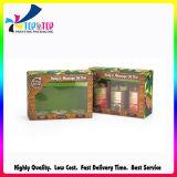 대중적인 판매 OEM 은박지 소프트 터치 박판으로 만들어진 상자