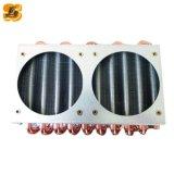 Tube à ailettes en aluminium le condenseur du climatiseur (8T-9R-100)