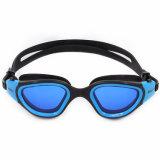 Lunettes de natation en silicone bleu polarisées professionnelles (mm-7202)