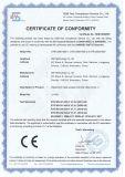 Leitor de cartão 125kHz de Em-IDENTIFICAÇÃO da segurança RFID Wiegand 26/34 Output para o controle de acesso