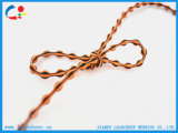 De breed-smalle Singelband van de Decoratie van de Kabel voor Zakken en Kledingstukken