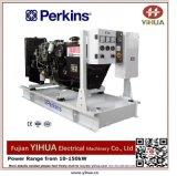16kw/20kVA diesel Stille die Generator door Perkins-20171010d wordt aangedreven