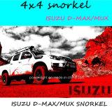 LLDPE材料4X4 SnorkelisuzuのD最大スノーケル