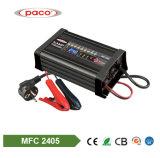 Carregador de bateria do Portable 8-Stage do projeto 24V 5A do OEM auto