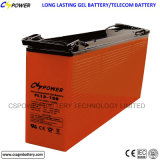 12V het Gel van 150ah verzegelde Vervaardiging China van de Batterij van het Lood de Zure