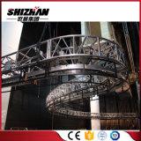Fehlerfreies Stadiums-Lichtbogen-Verschluss-Licht-Abstecken-Hülsen-Block-Standplatz-Dach-Systems-Binder