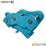 Rsbm Exkavator-hydraulische schnelle Anhängevorrichtung für das Zufriedenstellen der Zubehöre