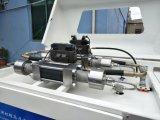 Machine de découpage de jet d'eau avec le petit découpage de 5 axes