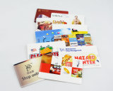 Carte promotionnelle de lecteur flash de cadeau avec la double impression latérale (KP)