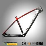 Nuova pagina della bicicletta MTB di Mountian del carbonio di disegno con Bsa68 filettato
