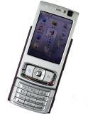N95 8GBの元のロック解除された携帯電話、携帯電話のスライダ