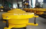 Desempenho de alta rotação esférica do rolamento de aço para Bridge