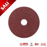Bom desempenho abrasivos para madeira e metal fibras de Polimento Disco da Roda