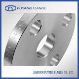 ASMEのステンレス鋼の造られ、十分に機械で造られたフランジ(PY0082)