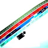 Kundenspezifisches gesponnenes Armband Festivals NFC des Firmenzeichen HF-13.56MHz ISO14443A NTAG213