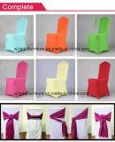 宴会のための耐久のスパンデックスの椅子カバーかホテルまたは結婚式またはレストラン