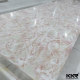 El panel superficial sólido de acrílico al por mayor del anillo de la ducha del material de construcción