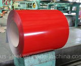 Met een laag bedekte de kleur galvaniseerde Coil/PPGI Rollen/Kleur met een laag bedekte de Gegalvaniseerde Rol van het Staal