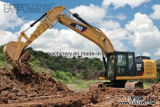 Utilisé excavatrice chenillée caterpillar 320e Cat 320d'original pour la vente d'excavateur