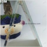 Fer inférieur gâché clôturant la glace en verre de partition de bureau