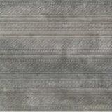 Azulejo de suelo esmaltado rústico de la porcelana del patín anti gris oscuro de la alta calidad 60X60