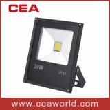 Slim 100W proyector LED con certificación CE&RoHS