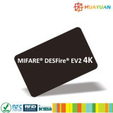 Karte des Zugriffsmanagements befestigen MIFARE DESFire EV2 4K RFID