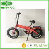 Велосипед E-Велосипеда Ebikes тучной автошины складывая малый электрический для взрослого сделанного в Китае