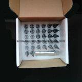 En acier au carbone de haute qualité Bullet les écrous de roue 14x1,5