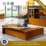 安い価格MFC木のマホガニーカラー中国の家具(HX-NCD217)
