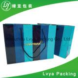 卸売は印刷された買物をする紙袋をカスタム設計する
