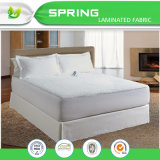 Cubierta impermeable del protector del colchón de la toalla de la alta calidad el 100% Terry