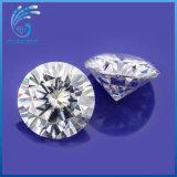 둥근 심혼 및 화살은 보석을%s 8.0mm 2cts Moissanite 다이아몬드를 잘랐다