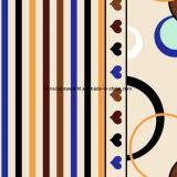 100%Polyester India Pigment&Disperse ha stampato il tessuto per l'insieme dell'assestamento