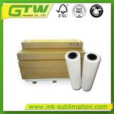 Gran calidad papel seco rápido de la sublimación de 100 G/M para la impresión de la sublimación