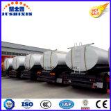 Adr van de PUNT van het Staal van Saso Gediplomeerde Q345 42000 van de Brandstof Liter van de Aanhangwagen van de Tank