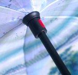 Китайский элемент напечатал зонтик обратного ручки формы c вверх ногами (MP6019A)
