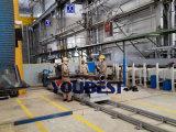 Sistema modulare automatico in mare aperto di montaggio del tubo