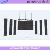 P3.91 P4.81 Innenbildschirm-Schaukasten-Panel der miete-LED mit 500X500mm/1000mm dem druckgießenschrank