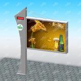 鋼鉄広告の掲示板屋外ハイウェイUnipole