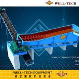 Fornitore materiale dell'attrezzatura mineraria della rondella del libro macchina dell'argilla
