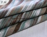 2016년에 긴 줄무늬 소파 자카드 직물 직물 디자인