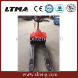 precio de fábrica china Mini 1.5 ton Transpaleta eléctrica completa