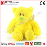 Brinquedo macio do urso da peluche do animal enchido do luxuoso do afago do bebê dos miúdos das crianças