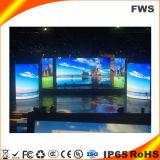 P8 Fase de publicidade no interior da Tela de LED, painel de LED, LED